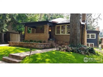 Residential Property for sale in 747 12th St, Boulder, CO, 80302