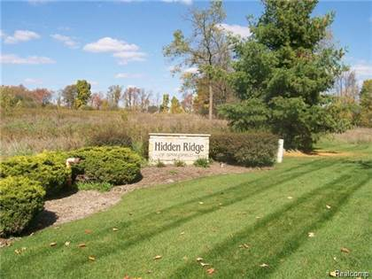 Lots And Land for sale in 5360 BIRCH Lane, Springfield Township, MI, 48350