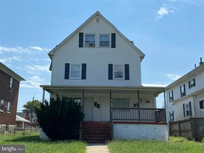 Multifamily for sale in 4127 W FOREST PARK AVENUE, Baltimore City, MD, 21207