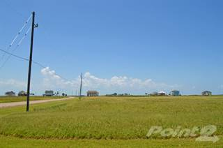 Residential Property for sale in Lot 100 Warrior Drive, Galveston, TX, 77554