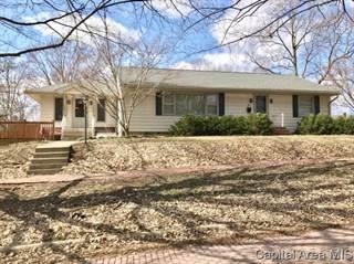 Single Family for sale in 301 S MORGAN ST, Virginia, IL, 62691