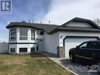 Single Family for sale in 15 WELLWOOD DRIVE, Whitecourt, Alberta