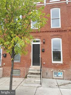 Residential Property for sale in 1108 RUTLAND AVE, Baltimore City, MD, 21213