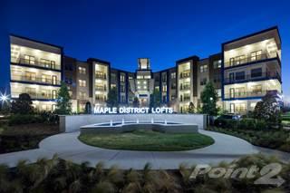 Apartment en renta en Maple District Lofts - E2, Dallas, TX, 75235