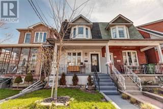 Single Family for sale in 225 EARLSCOURT AVE, Toronto, Ontario, M6E4B4