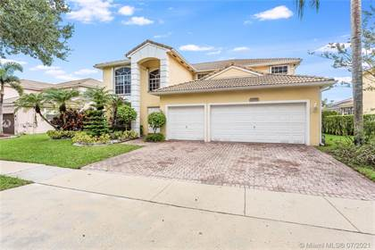 Residential Property for sale in 13095 NW 13th St, Pembroke Pines, FL, 33028