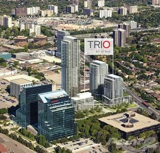 Condominium for rent in 50 Ann O'reilly Rd, Toronto, Ontario