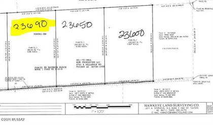 Lots And Land for sale in 23690 W Bush Road 3, Arivaca, AZ, 85735