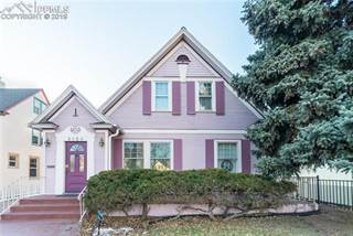 Single Family for sale in 2128 N Nevada Avenue, Colorado Springs, CO, 80907