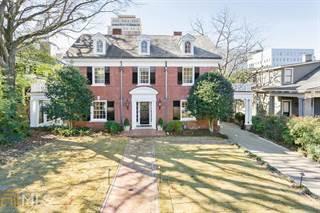 Single Family for rent in 120 Peachtree Cir, Atlanta, GA, 30309