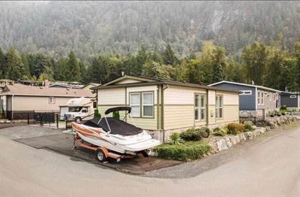 Single Family for sale in 53480 BRIDAL FALLS ROAD 49, Wahleach Lake, British Columbia