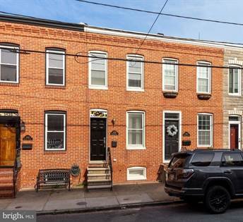 Residential Property for sale in 1428 HAUBERT ST, Baltimore City, MD, 21230