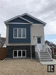 Single Family for sale in 191 Portland AVE, Winnipeg, Manitoba, R2M1J9