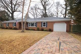 Single Family for sale in 112 Yorkshire RD, Portsmouth, VA, 23701