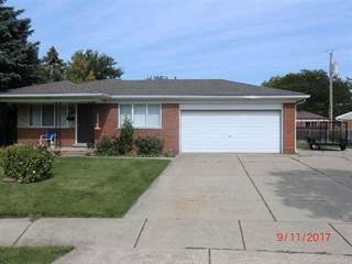 Single Family for rent in 4959 Vista, Sterling Heights, MI, 48310
