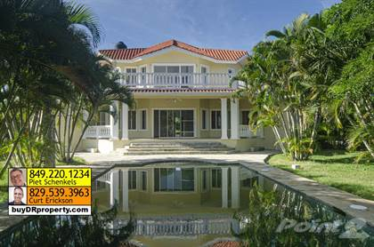 Residential Property for sale in 4 BEDROOM, 3.5 BATHROOM VILLA IN THE STUNNING GATED COMMUNITY OF LOMAS MIRONAS, Sosua, Puerto Plata