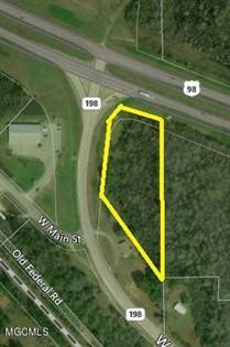 Commercial for sale in 0 Highway 98, Mclain, MS, 39456