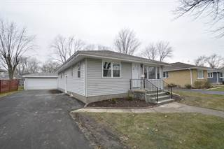 Single Family for sale in 18428 Oak Avenue, Lansing, IL, 60438