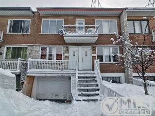 Multi-family Home for sale in 8890-8892 13e Avenue, Montreal, Quebec