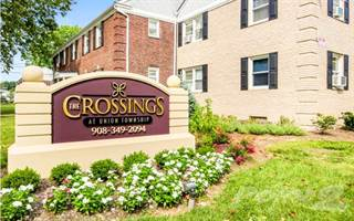 Apartment for rent in The Crossings at Union - Mahogany, Union, NJ, 07083