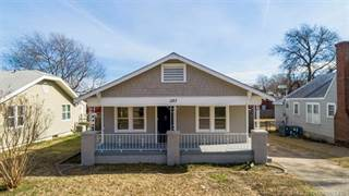 Single Family for sale in 1127 S Gary Place, Tulsa, OK, 74104