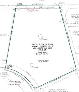 Lots And Land for sale in 4048 Altoona Drive, Dallas, TX, 75233
