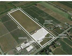 Farm And Agriculture for sale in 19014 OLD DEWDNEY TRUNK ROAD, Pitt Meadows, British Columbia, V3Y2R8