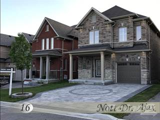 Residential Property for sale in 16 NOTT DR., Ajax, Ontario