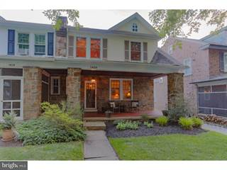 Single Family for sale in 1408 WOODLAWN AVENUE, Wilmington, DE, 19806
