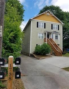 Residential Property for rent in 1738 Taylor Street NW B2, Atlanta, GA, 30318