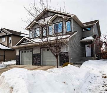 Single Family for sale in 16832 53 ST NW, Edmonton, Alberta, T5Y0R7