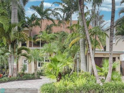 Residential Property for sale in 521 N Victoria Park Rd, Fort Lauderdale, FL, 33301