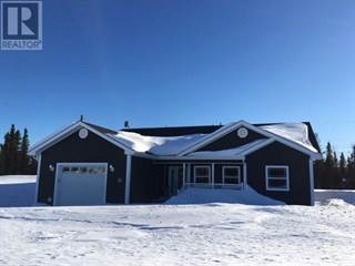 Single Family for sale in 15 Morris Crescent, Happy Valley - Goose Bay, Newfoundland and Labrador