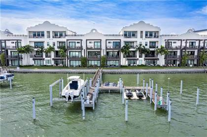 Residential Property for sale in 182 BRIGHTWATER DRIVE 5, Clearwater Beach, FL, 33767