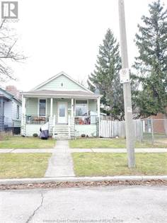 Single Family for sale in 447 AYLMER, Windsor, Ontario, N9A1T5