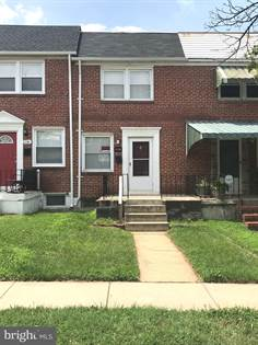 Residential Property for sale in 1114 ANGLESEA STREET, Baltimore City, MD, 21224