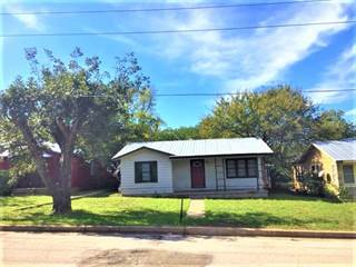 Single Family for sale in 1007 Flag St, Llano, TX, 78643