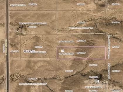 Lots And Land for sale in 1888 Goldrush Road, Bullhead City, AZ, 86442