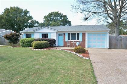 Residential Property for sale in 417 Big Pine Drive, Virginia Beach, VA, 23452