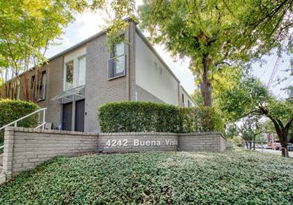 Residential Property for sale in 4242 Buena Vista Street 11, Dallas, TX, 75205