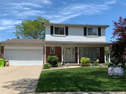 Residential for sale in 11101 HANNA Drive, Sterling Heights, MI, 48312