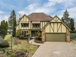 Single Family for sale in 34576 FAIRFAX Drive, Livonia, MI, 48152