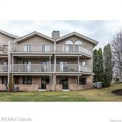 Condo for sale in 21046 BOULDER CIR, Northville, MI, 48167