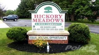 Apartment for rent in Hickory Meadow - 3 Bedroom Unit, Chevy Chase Heights, PA, 15701