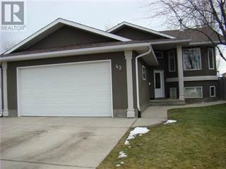 Single Family for sale in 43 Mt Alderson Crescent W, Lethbridge, Alberta, T1K6P2