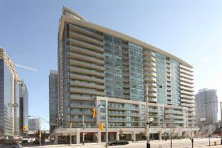 Condo for rent in 51 Lower Simcoe St, Toronto, Ontario, M5J3A2