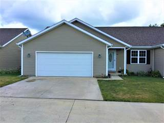 Townhouse for sale in 208 Augusta Court, Fisher, IL, 61843