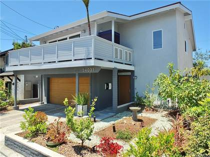 Residential Property for sale in 34031 Pequito Drive, Dana Point, CA, 92629