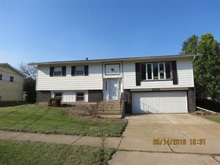 Single Family for sale in 5814 Essex Road, Oak Forest, IL, 60452