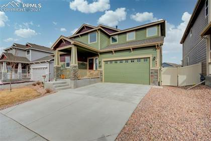 Residential for sale in 1687 Derbyshire Street, Colorado Springs, CO, 80910